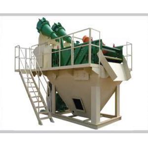 Equipements et installations pour le lavage et la récupération des sables