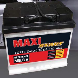 Batterie MAXI START