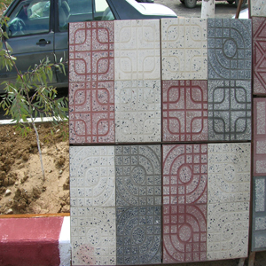Genial Striés · Fabrication De Carreaux (Carrelage)