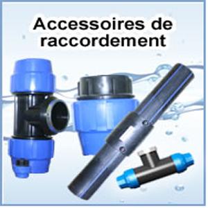 Accessoires et raccordement