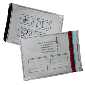 Pochette pour courriers sécurisés