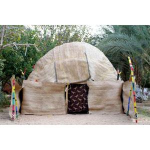 Une tente du Niger