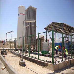 Station d'inertage gaz Azote