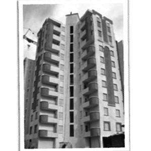 Bloc de 20 logements en R + 10