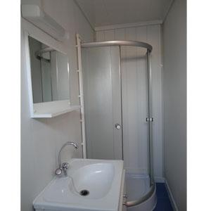 Cabine sanitaires