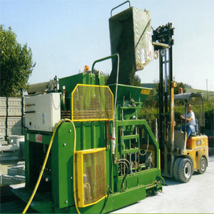 Machine pour réaliser tous vos besoins en ingénierie du béton