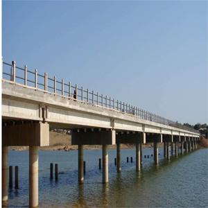 Pont Kanti-Kazaure, au Nigéria