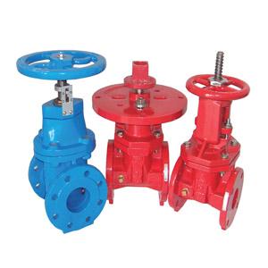 OS & Y gate valve