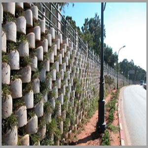 Murs de soutenements