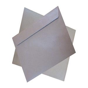 Enveloppes droite KRAFT