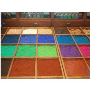 Peinture en poudre décorative: les Peintures en poudre pour articles en plastique