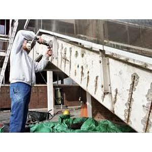 Réparation de béton : mortiers a base de ciment et résines Epoxy
