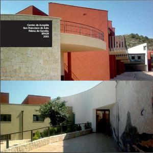 Centre de Acogida San Francisco de Asís. Palma de Gandia. SPAIN 2001