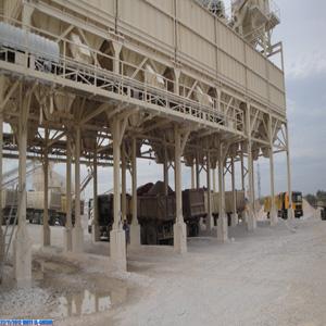 Chargement ptoduit fini a partir des silos