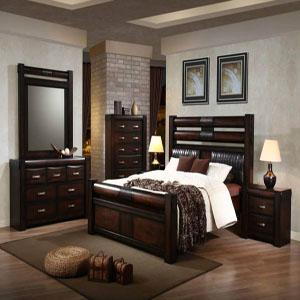 Mobilier domestique : Chambre à choucher