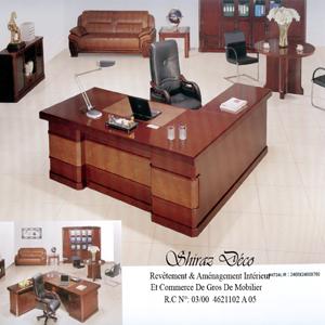 Mobilier de bureau (ensemble de bureau)