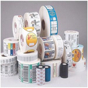 Étiquette de marque et composition en polyester
