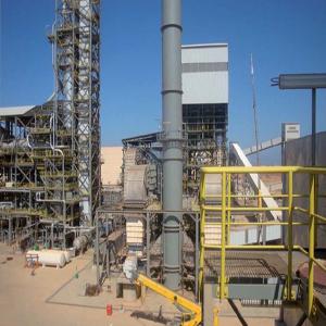 Complexe d'ammoniac et d'urée à ARZEW