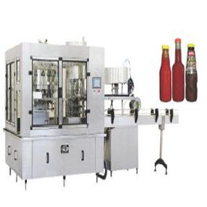 Machine pour sauces liquides