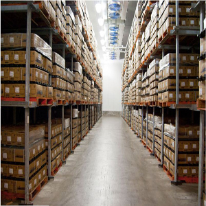 Stockage et distribution des produits alimentaires