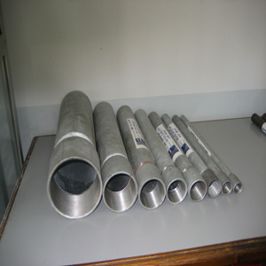 Tubes hydrauliques