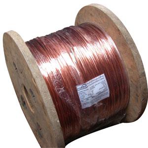 Câble cuivre nu