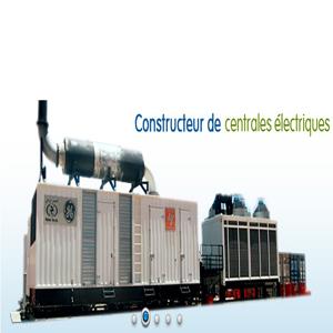 Construction de centrales électriques & engineering