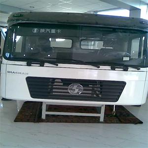 Cabine SHACMAN complète équipée ( radio, sièges …)