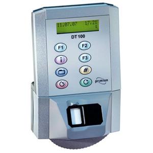 DT 100 FP - Terminal biométrique de gestion des temps