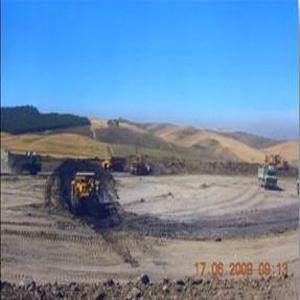 Travaux de terrassement COMP 4 & COMP 5