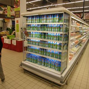 Projet meubles frigorifiques de vente