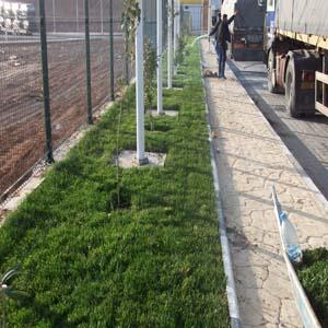 Aménagement des espaces verts