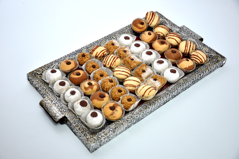 Assortiment biscuits Tunisiens