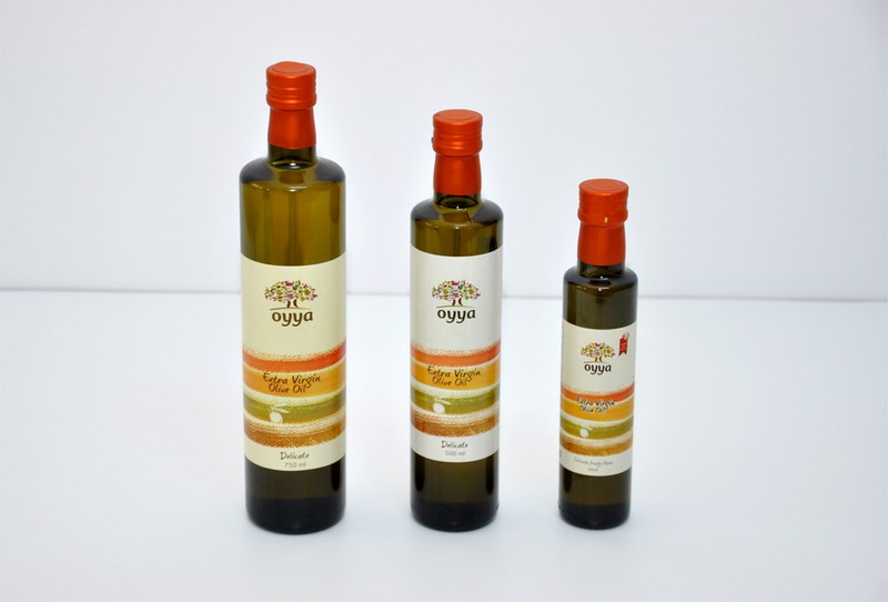 Huile d'olive Extra vierge INTENSE