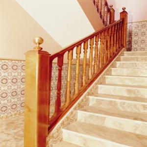 escalier interieur algerie