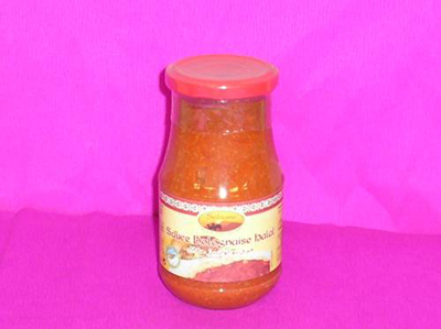 Sauce tomate bolognaise 420g Halal