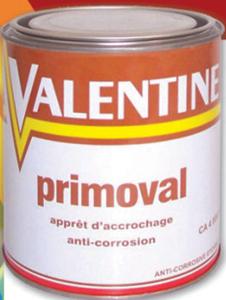 Apprêt Primoval