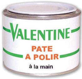 Mastic: P�te � Polir