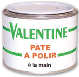 Mastic: Pâte à Polir