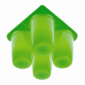 Articles d'emballage en matières plastiques