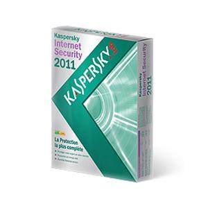 Anti-virus Kaspersky Internet Security 2011