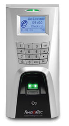 Pointeuse et contrôle d'accès - (R2 FINGERTEC)