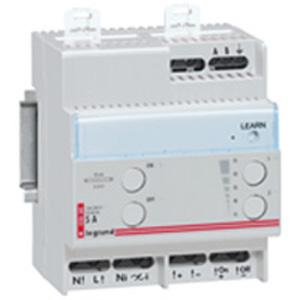 Télévariateur  lexic - pour source lumineuse à ballast 1/10v - 1000va - 4 mod
