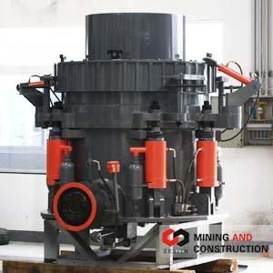Concasseur giratoire hydraulique de série HP