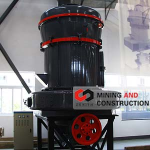 MTW moulin de trapezium à la vente