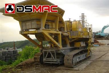 Station de concassage complete DSMAC zhengzhou