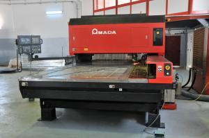 Machine de découpe laser à commande numérique