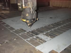 Découpage laser