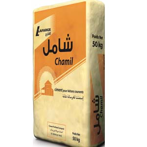 Gamme de produit ciment de lafarge Algérie