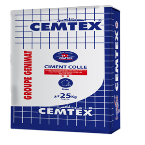 Mortier colle CEMTEX
